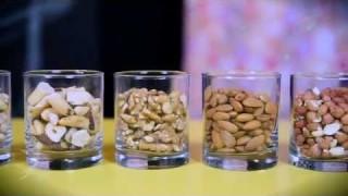 Castanhas, nozes e sementes – Saúde com Esperança