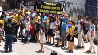 Dia Mundial do Jovem Adventista em Jaboatão dos Guararapes-PE