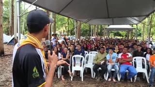 Líder Camp Desbravadores da AML