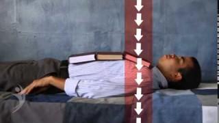 Respiração diafragmática – Saúde com Esperança