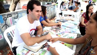 ASES NEWS EP 57 – 1 Feira de Saúde em Guaranhus Convite diferente para Semana Santa