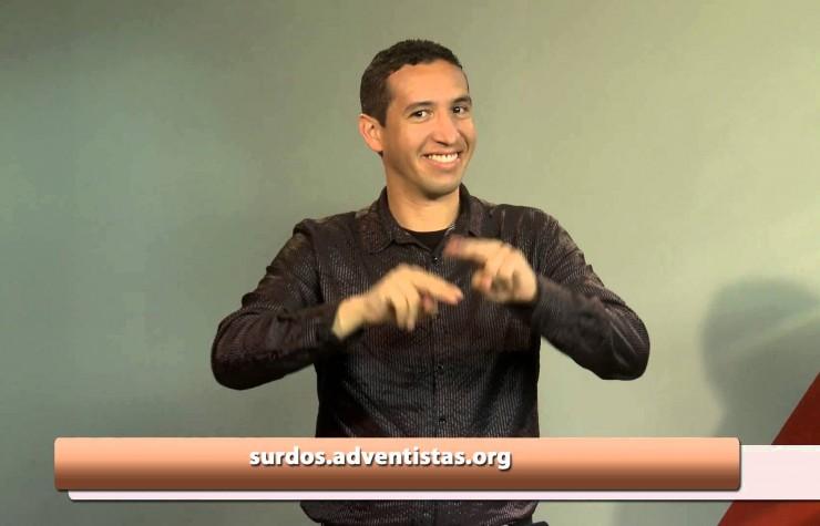 Convite: EvangeLibras – Alexandre Castro