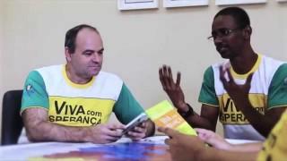Convite Para o Impacto Esperança APe 2015