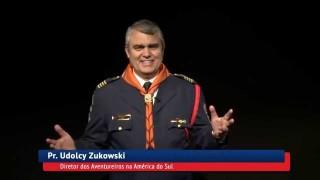 Parabéns Aventureiros! – Mensagem Pr. Udolcy Zukowski