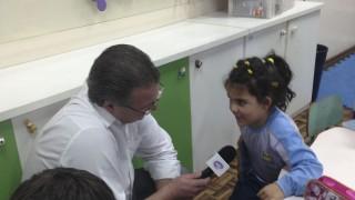 TV E-Paraná – Campanha Inverno Amigo do Colégio Adventista Centenário