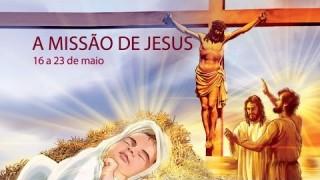 Libras 08: A missão de Jesus – 16 a 23 de maio