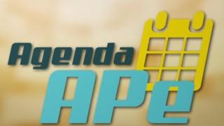TV APe: Agenda da semana