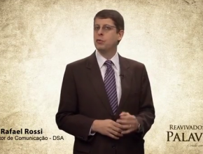Convite Pr. Rafael Rossi – Reavivados por sua palavra | Igreja Adventista