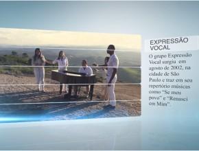 Conheça mais do Grupo Expressão Vocal