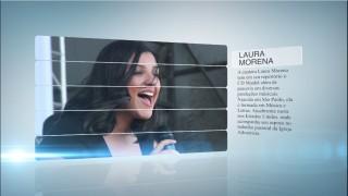 Conheça mais da cantora Laura Morena