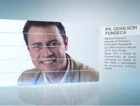 Conheça mais do pr. Odaílson Fonseca