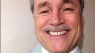 Selfie Promocional para o 1º GAiN APV – Siloé de Almeida