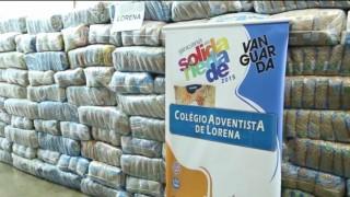 Gincana da Solidariedade – Colégio Adventista de Lorena
