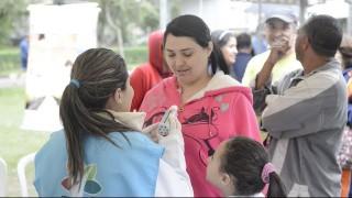 Feira de Saúde Impacto Esperança