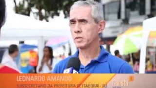 Feira de Saúde em Itaboraí, RJ