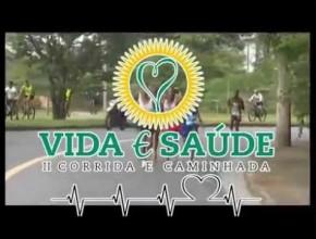 Promocional – Corrida e Caminhada Vida e Saúde 2015 MG