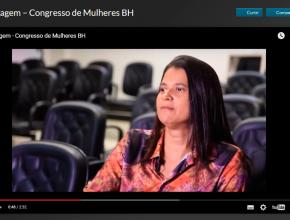 Reportagem – Congresso de Mulheres BH