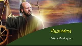 Esboço #6 Ester e Mardoqueu – Esboço 3º/tri/2015