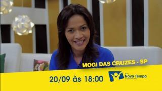 Chamada Darleide Alves – Caravana Novo Tempo APV