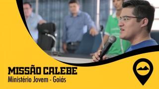 Calebes – Montes Claros de Goiás