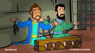 Episódio 12 Cânticos à meia-noite – Primários 3 Trimestre Ano D