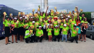 Impacto Esperança Missão Alagoas 2015