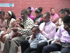 Haitianos no Chile (Igrejas Transculturais)
