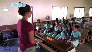 Vidas Transformadas (Missionários Voluntários)
