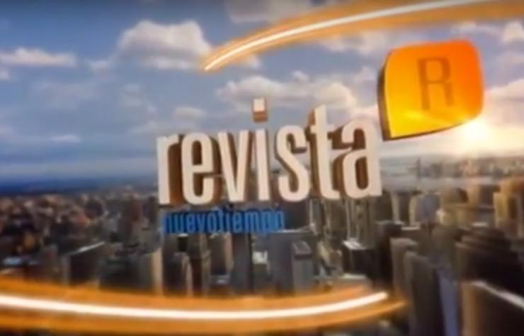 Revista Nuevo Tiempo – Argentinos Voluntários