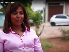 Anjos da Esperança – Maysa Silva