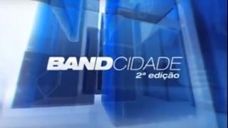 Reportagem Band Vale – Entrega de Pães