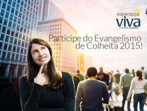 Semana Esperança Viva – Convite Pr. Everon Donato