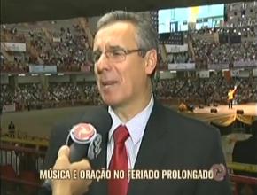 Reportagem TV Alterosa/SBT – 60 anos Igreja Adventista