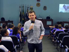 Escolas recebem campanha de combate à violência – Campori USB