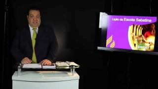 Lição 09 Pedro e os gentios 3° Trimestre 2015