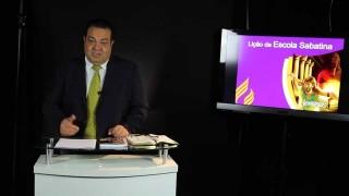 Lição 11 A aliança 4° Trimestre 2015