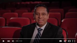 Semana Esperança Viva – Convite Pr. Luis Goncalves