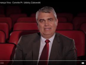 Semana Esperança Viva – Convite Pr. Udolcy Zukowski
