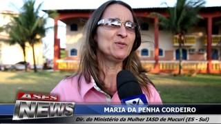 ASES News EP 76 – Retiro do Ministério da Mulher 2015 – Fragilidade e Força