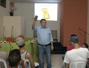 Curso livre de elétrica promovido pela ASA