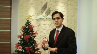 Mensagem de Natal – Recado Pr. Leonardo Preuss Garcia
