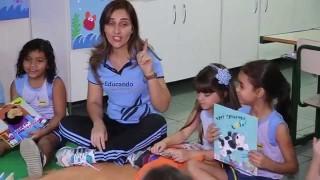 Projeto de leitura é diferencial nas Escolas Adventistas