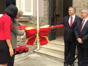 Inauguração da Escola Adventista Biíngue