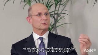 Notícias Adventistas – Desafios da Igreja Adventista – Pastor Ted Wilson