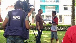 RPC TV – Missão Calebe em Antonina