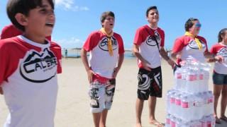 Missão Calebe – Garrafas de Água (TV Novo Tempo)