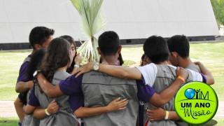 Projeto Um Ano em Missão é pioneiro na região Centro-Oeste do Brasil