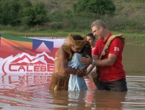 Missão Calebe na tribo Kaimbé – BA