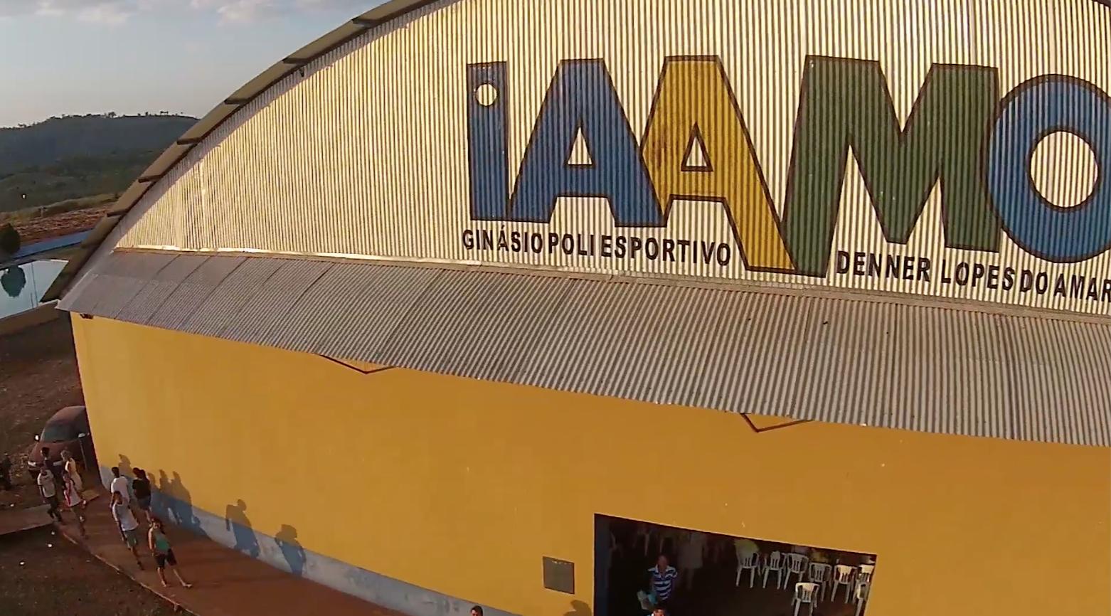 IAAMO – Esse é o lugar!