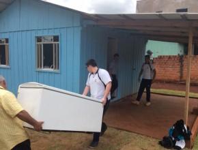 RPC TV — Ação solidária da Educação Adventista